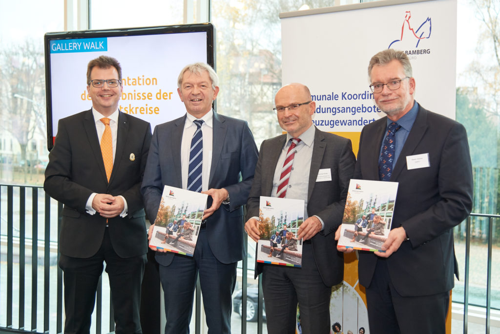 """2. Dialogforum im Rahmen der Initiative """"Bildungsregion in Bayern"""""""