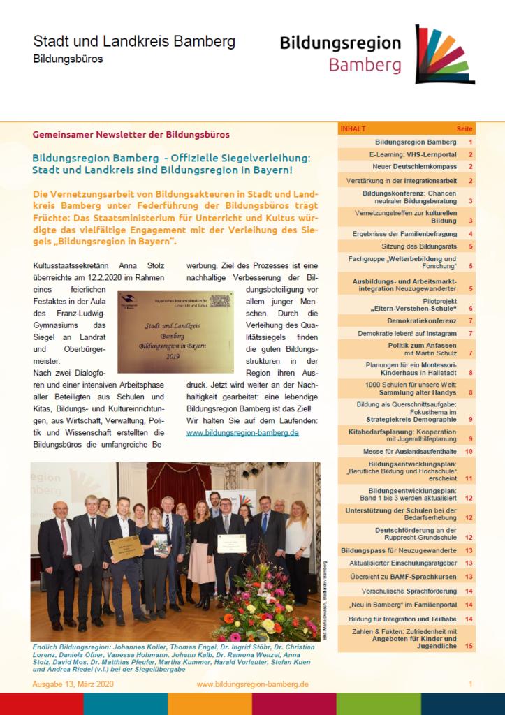 Newsletter-Bildungsregion-No-01