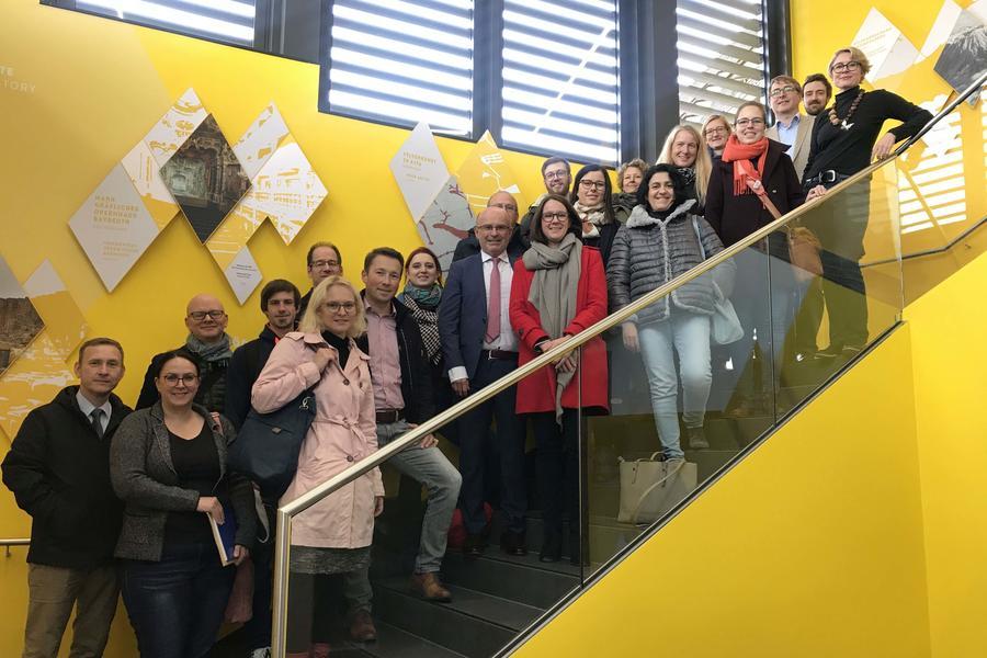 Kulturelle Bildung lockt oberfränkische Bildungsregionen nach Bamberg