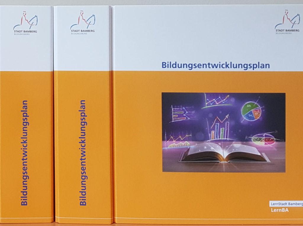 Bildungsentwicklungsplan der Stadt Bamberg